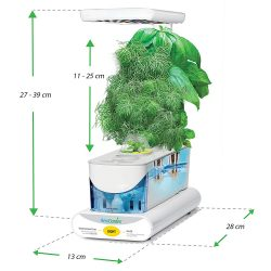 test du potager int rieur miracle gro aerogarden sprout led. Black Bedroom Furniture Sets. Home Design Ideas