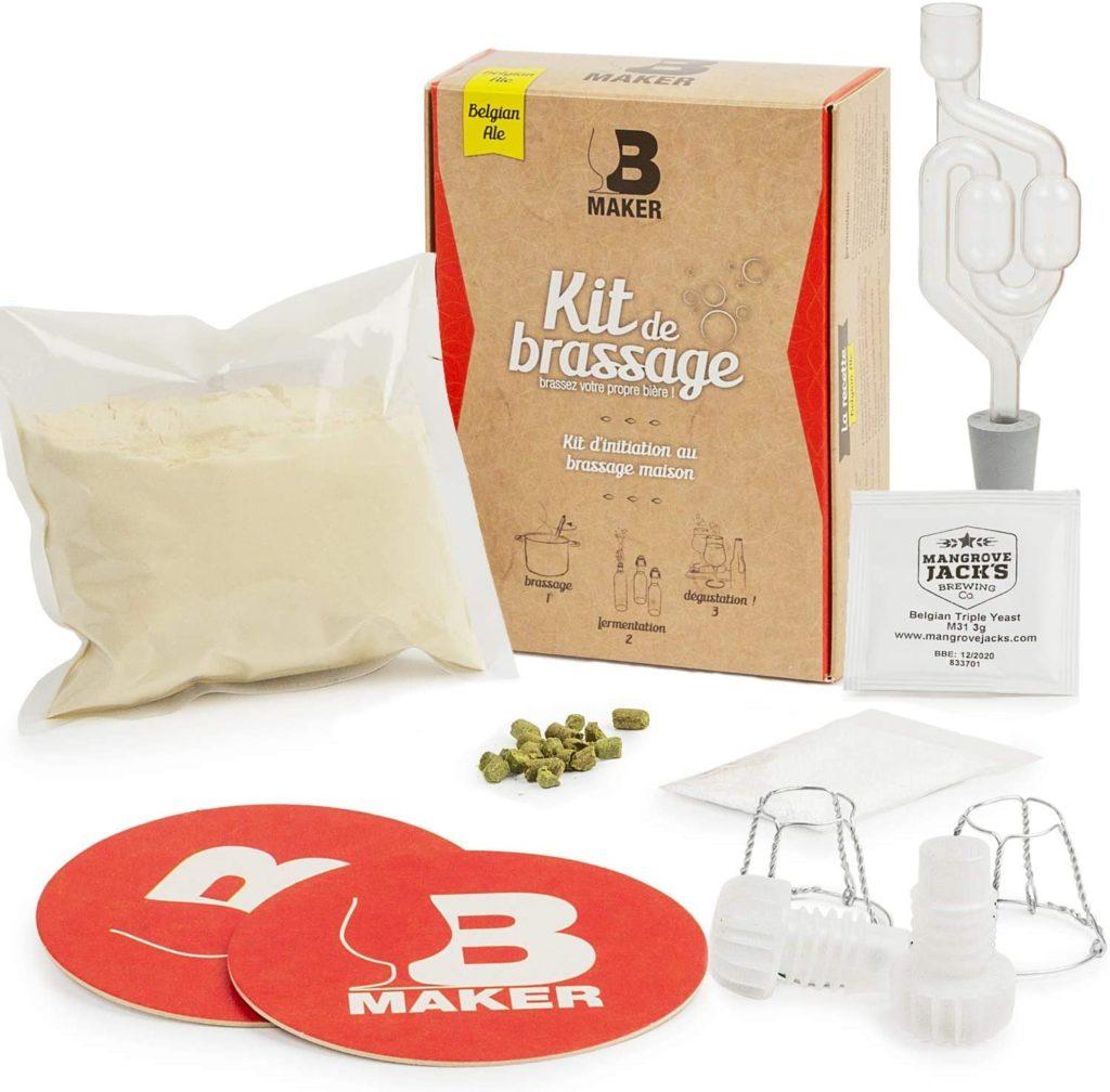 B Maker kit bière belge