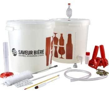 SB Saveur Bière Kit de Brassage Basic