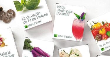 Les Kits Légumes Insolites Plant Theatre