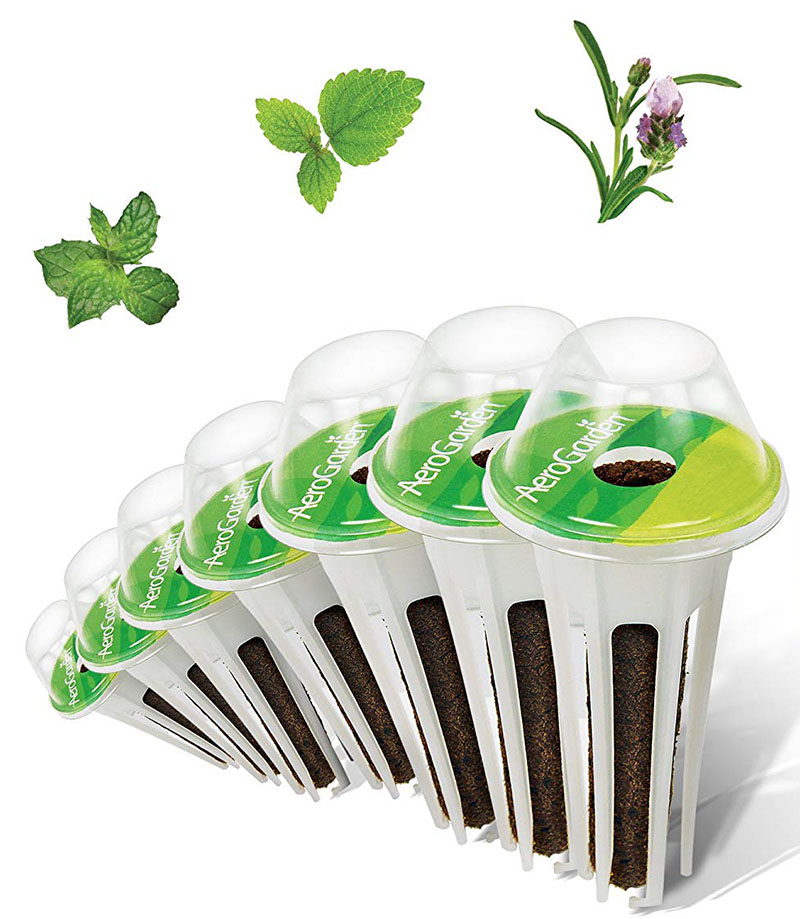 Miracle-Gro AeroGarden Fresh Tea Seed Pod Kit (7-Pods)
