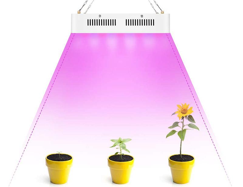 Comparatif des Meilleurs Panneaux à LED Horticole