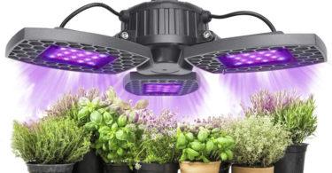 Tests des Meilleures Lampes à LED Horticole
