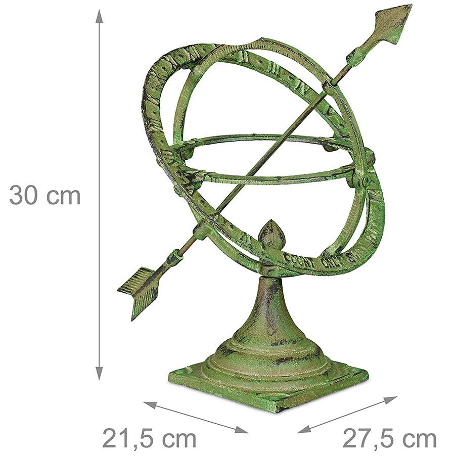 Avis relaxday Cadran solaire design antique