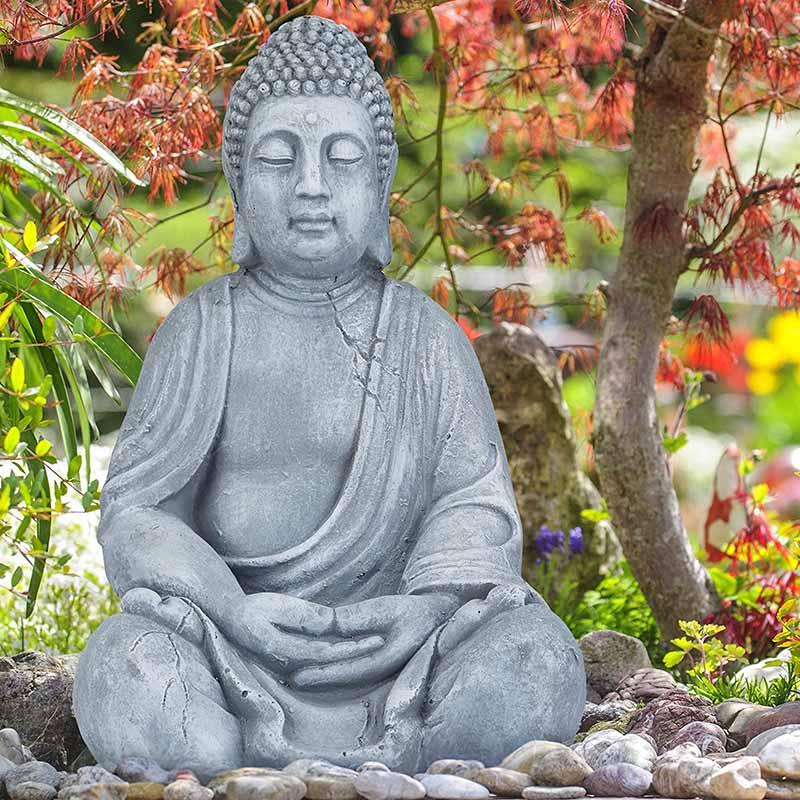 Les différents types de statues de Bouddha