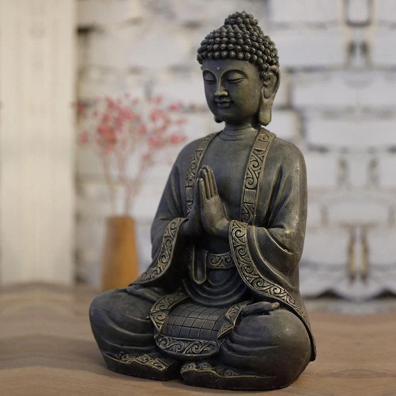 Où et comment placer sa statue Bouddha