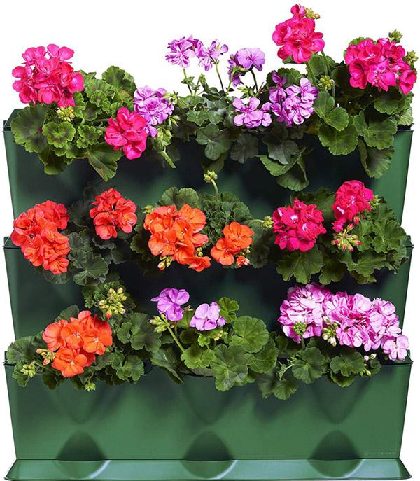 test - Minigarden Vertical 1 Set pour 9 Plantes