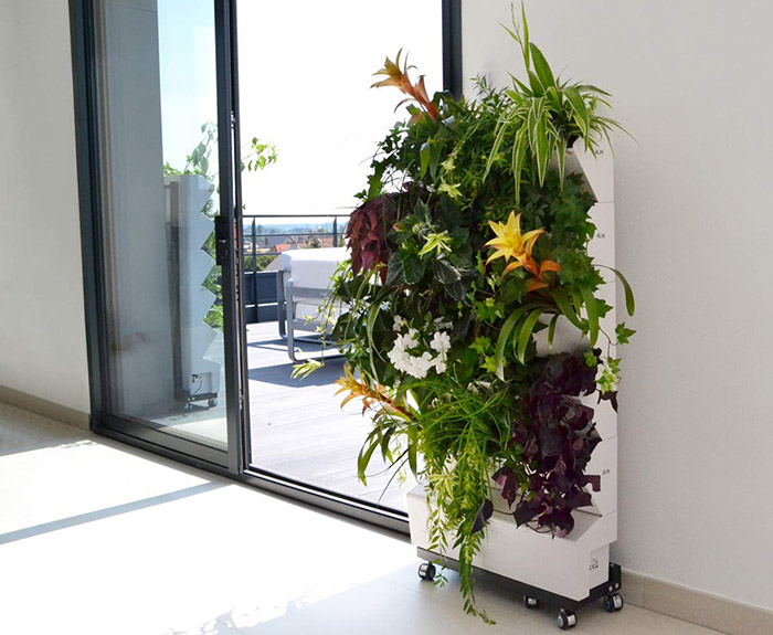 Test Jardibric Jardin Potager d'intérieur Vertical Home